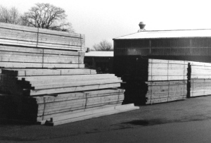 Paul Körting Sägewerk & Holzhandlung 1989