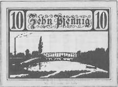 1921 Emergency Money