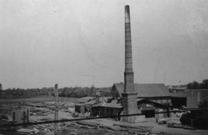 Paul Körting Sägewerk & Holzhandlung 1894